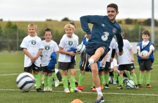 Brady hoping to put injuries behind him and shine for Ireland