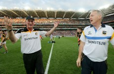 Eamon O'Shea: more important things in life than winning