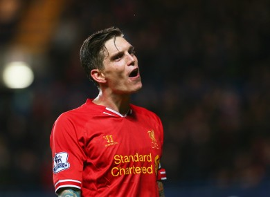 Liverpool defender Daniel Agger has revealed why he swapped Liverpool for Brondby.