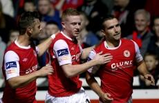 Pat's edge Bohs in Dublin Derby to reach FAI Cup semis