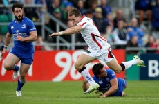 Craig Gilroy feeling 'almost' as comfortable at fullback as he is on the wing these days