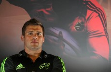 Stander eager to nail down Munster spot as Ireland ambition lingers