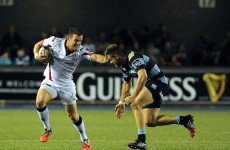Ulster secure fine win in Cardiff to maintain unbeaten run