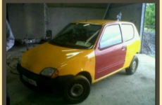 Someone in Mayo is selling an Inbetweeners car