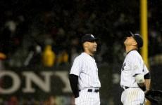 Derek Jeter's final game at Yankee Stadium is in danger of never happening