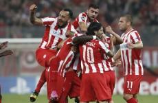 La Liga champions Atlético Madrid downed by Fulham reject Mitroglou's strike
