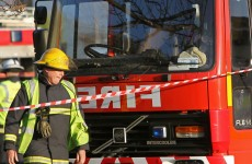 Disused Avon factory in Portarlington destroyed by massive blaze