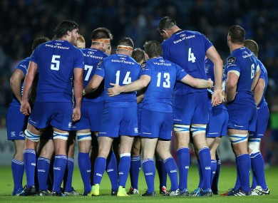 Leinster have fired intermittently so far this season.
