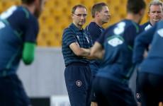 O'Neill wary of Georgian heat ahead of qualifier