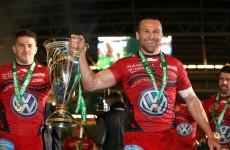 Toulon beat off Racing Métro offer to secure Matt Giteau's future