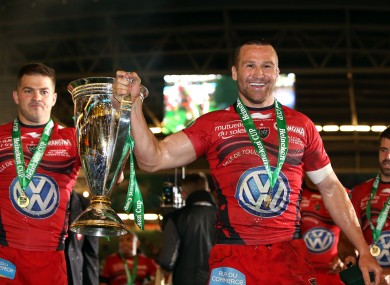 Giteau has been superb for Toulon in recent seasons.