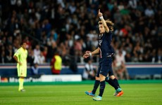 Luiz hopes thrilling win over Barca win can kickstart PSG's season