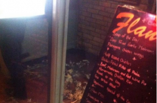 Man smashes up Dublin restaurant before being detained by Garda