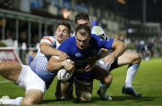 As it happened: Leinster v Cardiff Blues, Pro12