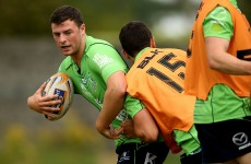 Connacht welcome back Henshaw and Marmion to take on Edinburgh