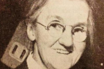 Trade Unionist Rosie Hackett, whose name was given to Dublin's newest Bridge after a Labour Youth campaign.