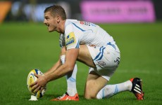 Ulsterman Steenson fires Exeter to victory as Stringer's Bath go top