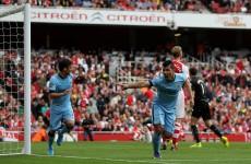 Navas lays on a classy assist as Aguero stuns Arsenal on the counter