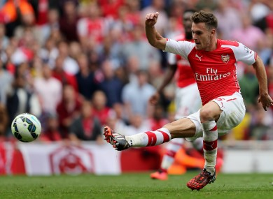 Ramsey has developed into one of Arsenal's best players.
