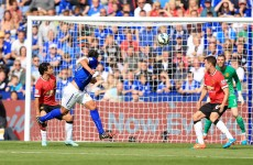 As it happened: Leicester v Man United, Premier League