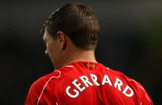 'No concerns' over Steven Gerrard's form – Rodgers