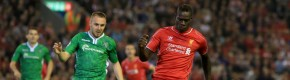 LIVE: Liverpool v Ludogorets, Champions League group stages