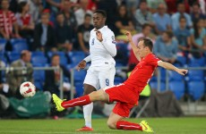 Danny Welbeck has his shooting boots on, scores twice as England roll over Swiss