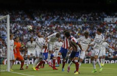 Derby delight for Atletico over big-spending Real