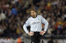 Ex-Germany goalkeeper Tim Wiese could be about to join the WWE