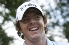 Ryder Cup win would top fantastic year for McIlroy