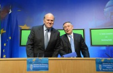 Here's Michael Noonan and Brendan Howlin introducing Budget 2015