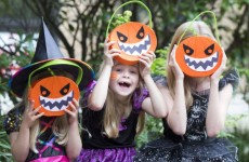 Bad news, trick or treaters: It's going to LASH rain in some counties today