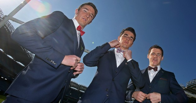 Suit Up – The most fashionable GAA photos we've ever seen in Croke Park