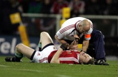 'It wasn't nice being used as the guinea pig' – O'Driscoll on that spear tackle