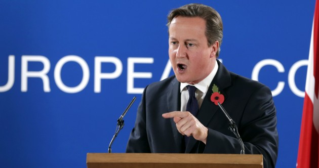 Cameron: 'No way are we paying a surprise bill from the EU for €2bn'