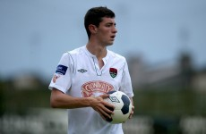 Former Cork City defender Lenihan gets first call-up to Ireland senior squad