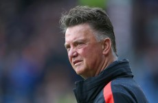 Van Gaal: Three month comment was stupid