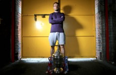 'Individual achievements will mean nothing if there is no medal at the end of it' – Conan Byrne