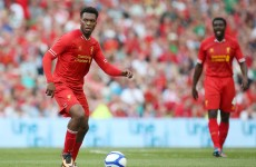 Sturridge set for prolonged spell on sidelines