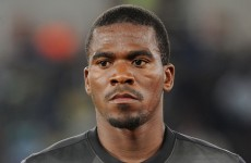 South African goalkeeper Senzo Meyiwa shot dead 'while trying to protect his girlfriend'