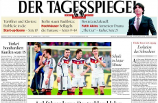 Here's what the German media are saying after John O'Shea ruined their victory plans