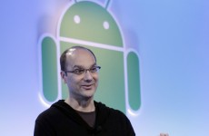 Google's robot chief and Android co-founder is calling it a day