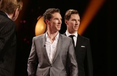 Benedict Cumberbatch came face to face with his wax figure… it's The Dredge