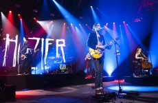 Hozier's album just debuted at no. 2 in the United States