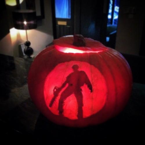 Irish restaurant s horror movie themed pumpkins are beyond