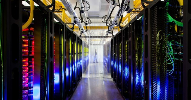 IMAGES: Take a look at the ginormous servers that power Google