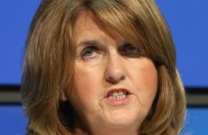 Joan Burton is going to the US to explain the death of the 'Double Irish' tax loophole