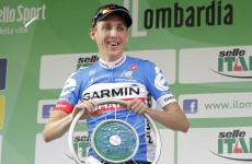 Dan Martin: 'I always believed my luck would change'