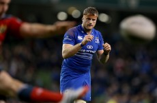 'Munster didn't do anything extravagant' – Heaslip admits to Leinster frailties