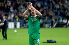 'It was a fairytale ending' – O'Shea bags injury-time equaliser and 100th cap